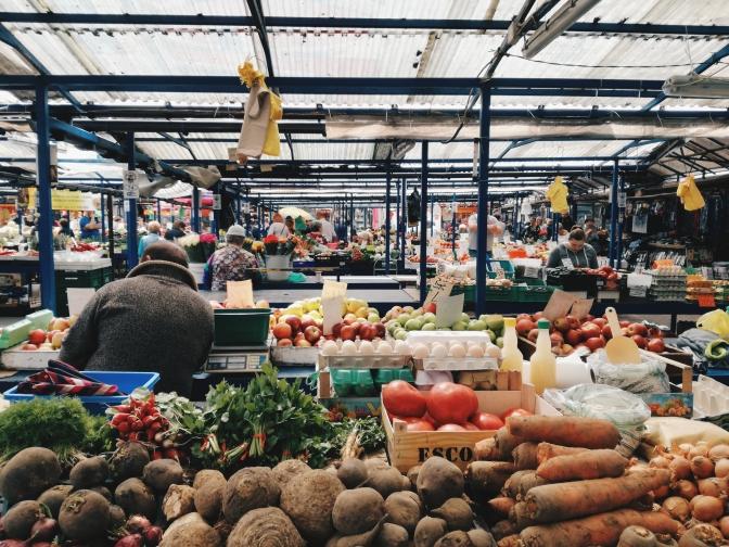 Mercados de Cracovia